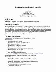 professional cna resume samples right click gt save With cna resume template download