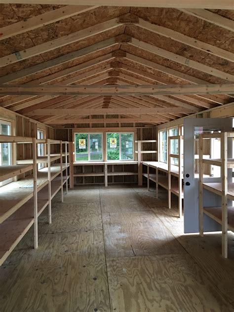 Hickory Barn Menu by Hickory Barns Us Barn Builders