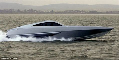 Diesel Speed Boats For Sale Uk by Xsr Interceptor The Bugatti Veyron Of The Seas Is Up For