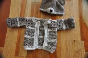 Free Crochet Baby Cardigan Sweater Patterns