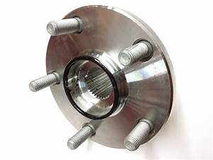 43502aa021 - Wheel Hub  Left  Right  Front   Hub  Axle  Wheel Flange