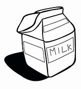 Milk Clipartmag Drawing sketch template