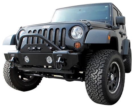 Rampage Stubby Bumper Jeep Wrangler Parts