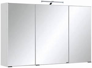 Spiegelschrank 100 Cm Led : held m bel spiegelschrank texas breite 100 cm mit led beleuchtung online kaufen otto ~ Bigdaddyawards.com Haus und Dekorationen
