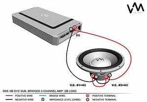Cvr 12 Kicker 2 Ohm Dual Voice Coil Wiring Diagram