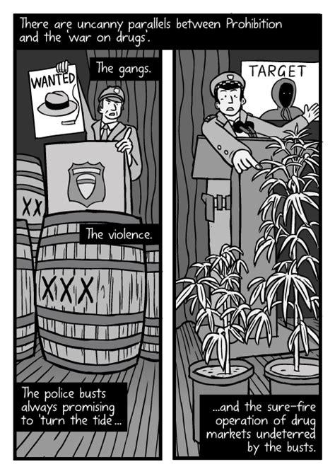 war  drugs comic  drug prohibition laws stuart