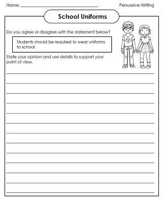 Persuasive Essay Prewriting Worksheet by Persuasive Essay Worksheet Kidz Activities