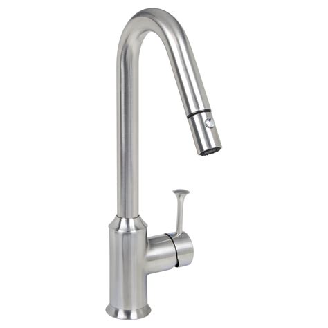 restaurant kitchen faucet pekoe 1 handle pull bar sink faucet standard