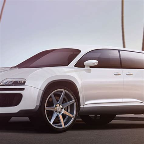 There are two types who drive bugatti. This Bugatti Veyron SUV Concept Makes Us Wonder, What if? | Complex