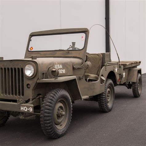 military jeep willys for sale 1952 jeep willys military for sale