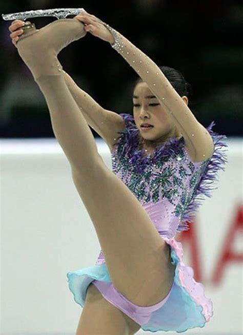 女子フィギュアスケート!銀板の女王エロ画像♪ エロ画像