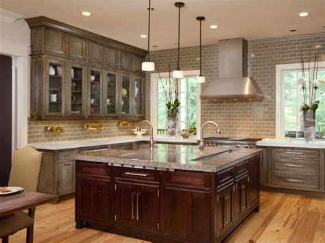 how high are kitchen cabinets facade backsplashes pictures ideas tips from hgtv