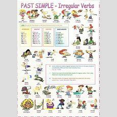 Irregular Past Simple Verbs