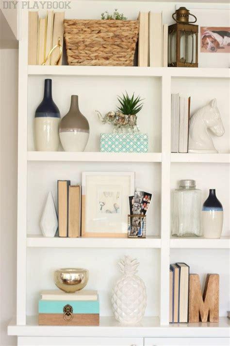 shelf decor items how to decorate shelves home stories a z inside shelf
