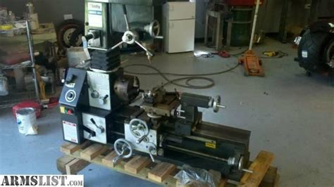 armslist for sale trade smithy mill lathe combo