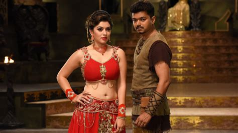 hansika vijay  puli wallpapers hd wallpapers id