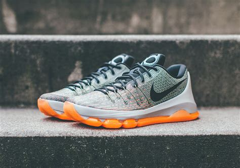 "Nike Kd 8 ""easy Euro"" Releases This Weekend Sneakernewscom"