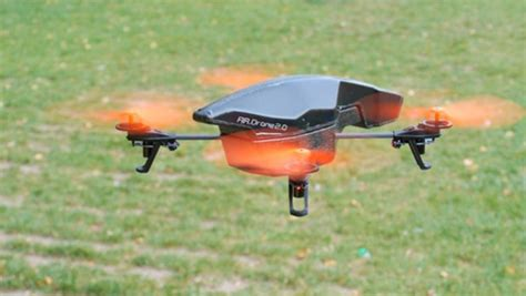 reviews update parrot ar drone  power edition gadget review