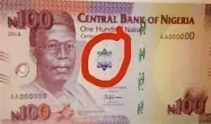 Photos: Illuminati 666 Symbol On New Nigerian N100 Naira ...