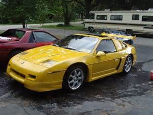 Custom 1985 / 1988 Pontiac Fiero Gt 3.4 Turbo 5-speed