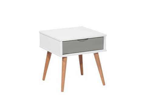 Table de chevet design scandinave sofag