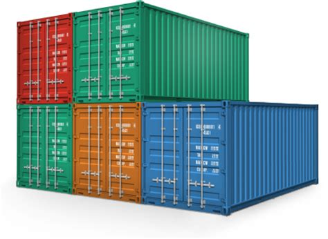 Shipping Container Png Transparent Images – Free PNG ...