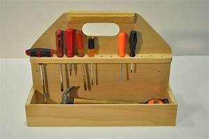Simple Wood Toolbox - All
