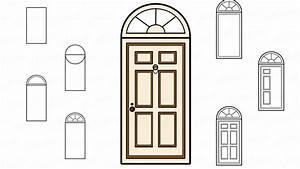 Wie Kann Man Fenster Abdichten : wie kann man eine t r schritt f r schritt zeichnen ~ Michelbontemps.com Haus und Dekorationen