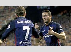 Valencia vs Atlético de Madrid resumen, goles y resultado