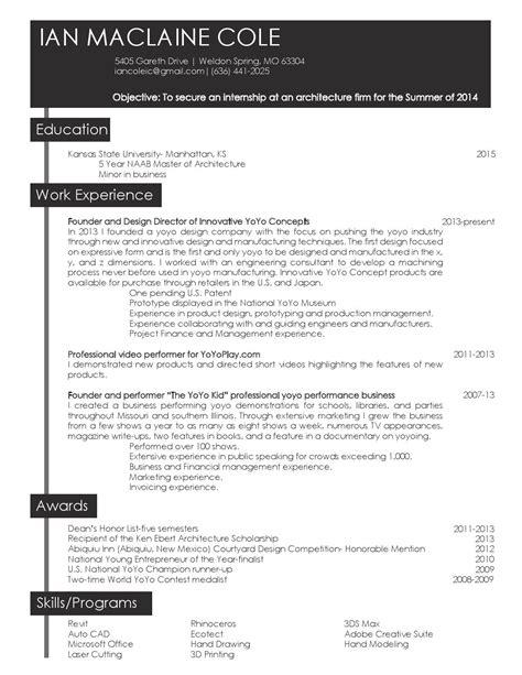 Coles Resume by Ian Maclaine Cole Resume By Ian Maclaine Cole Issuu