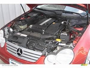 Mercedes C230 Engine Code