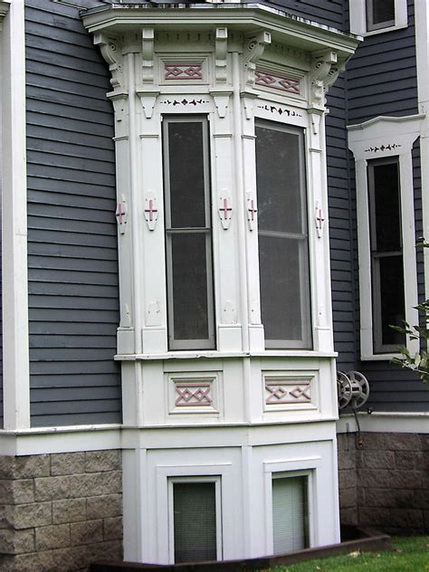 house bay windows victorian bay windows victorian bay window detail victorian pinterest bay windows