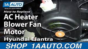 How To Replace A Fan Motor In An Air Conditioner