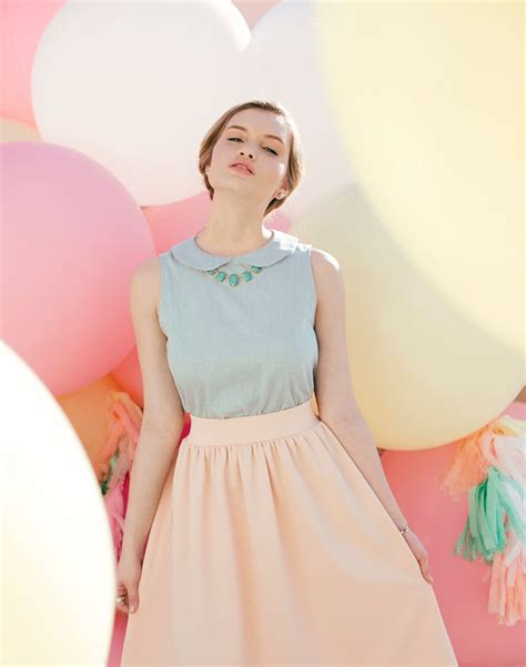 Pastel Colors Modernistic Style by Easter Ideas Glam Radar