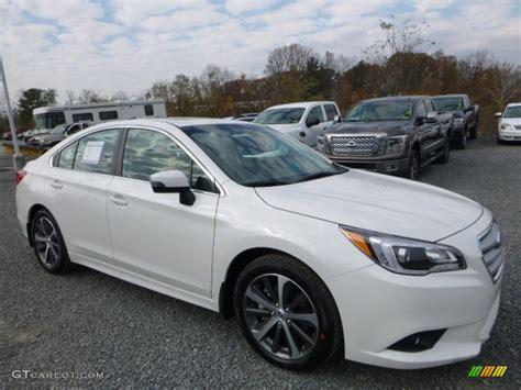 subaru white car 2017 crystal white pearl subaru legacy 3 6r limited