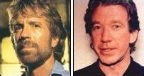chuck norris looks like tim allen top 150 actors that resemble each other den of geek