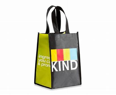 Tote Bag Bags Kind Snacks Canvas Recycled