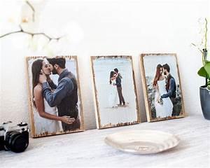 Foto Auf Holz Bügeln : vintageholz lumberprint dein foto auf holz holzdruck ~ Markanthonyermac.com Haus und Dekorationen