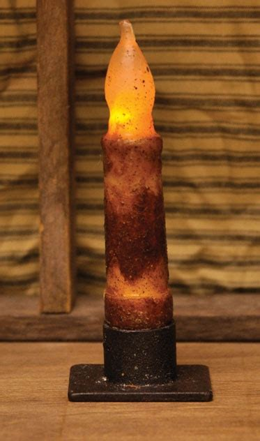 battery operated candles  lighting realistic