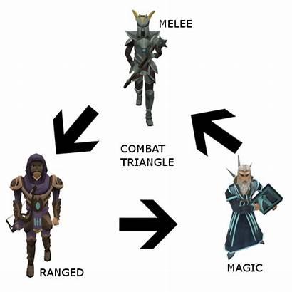 Combat Triangle Runescape Wiki Soulsplit Attack Each