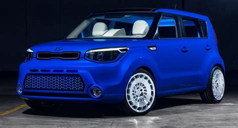 Kia Drops By Sema With Four New Customized Studies