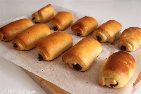 cuisine chinoise petits pains briochés au chocolat faits maison avec la