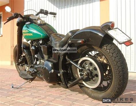 1998 Harley Davidson Heritage Softail 1340 Evo Styles