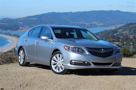 acura rlx sport hybrid  drive review