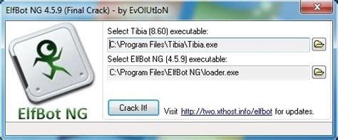 baixar gratis de fontes elfbot 8.60