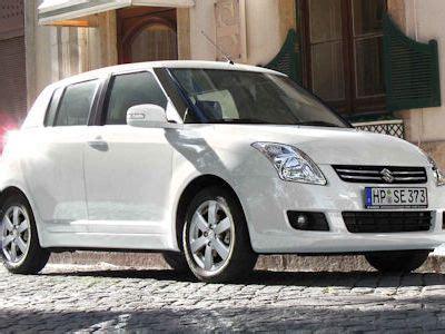Suzuki Swift Limited 25 Zum Geburtstag Ein Heißer Flitzer