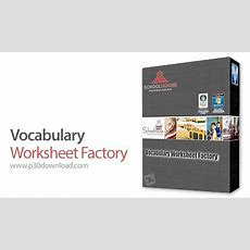 Vocabulary Worksheet Factory V5120 Pro A2z P30 Download Full Softwares, Games
