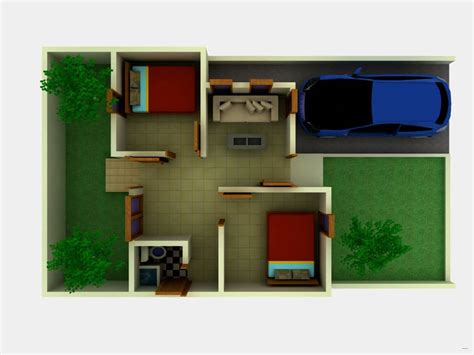 berbagai desain cantik rumah minimalis type  terkini