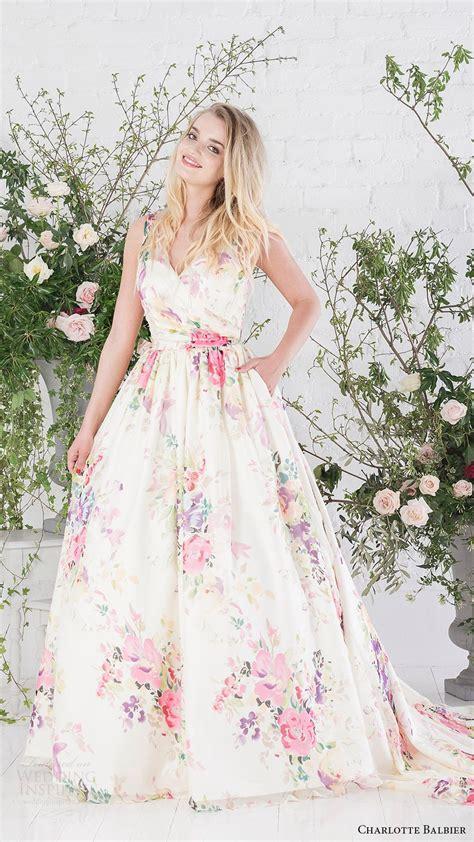 Charlotte Balbier 2017 Wedding Dresses — Untamed Love