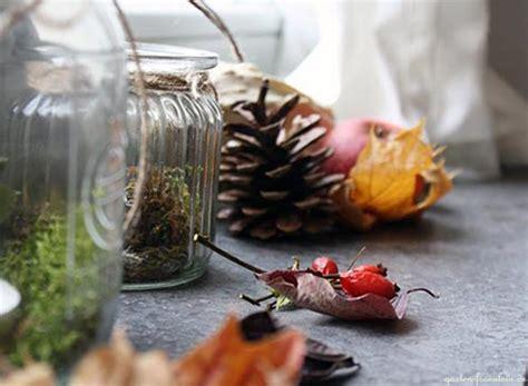 Herbstdeko Auf Der Fensterbank by Herbst Auf Der Fensterbank Handmade Kultur